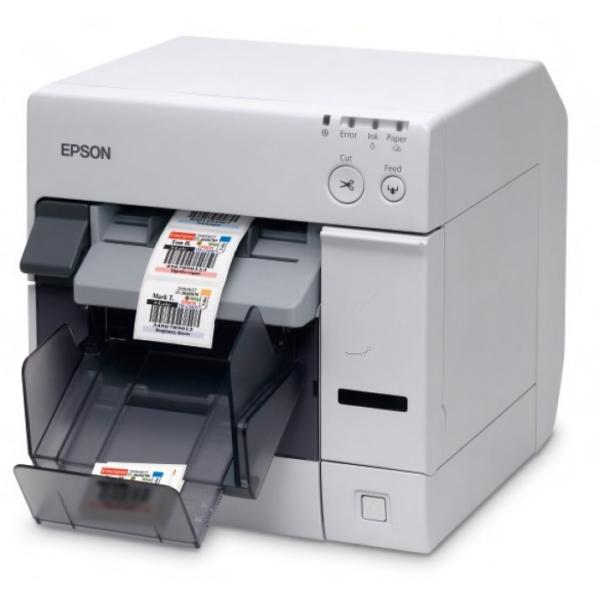 ColorWorks C 3400 LAN