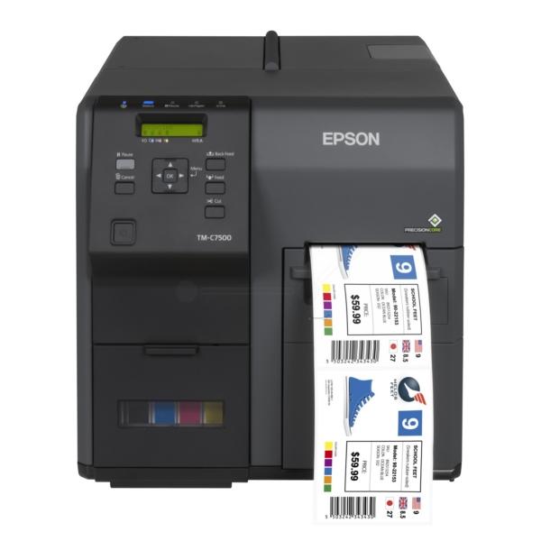 ColorWorks C 7500