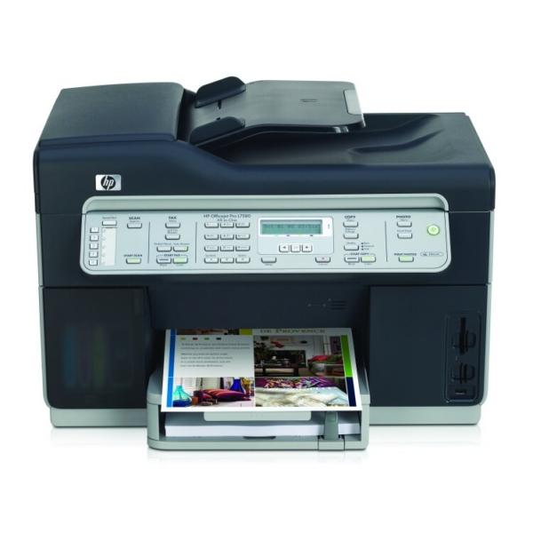 OfficeJet Pro L 7550