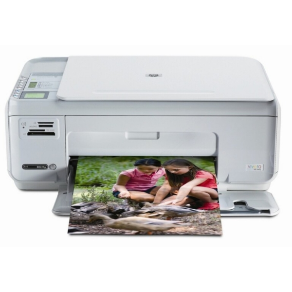 PhotoSmart C 4300 Series