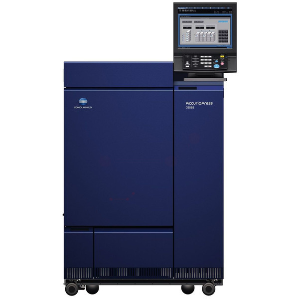 AccurioPress C 6100